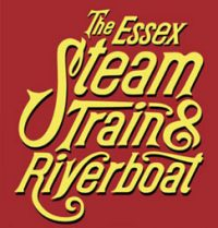Essex Steam Train & Riverboat Logo