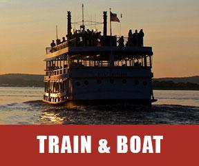 Train & Boat